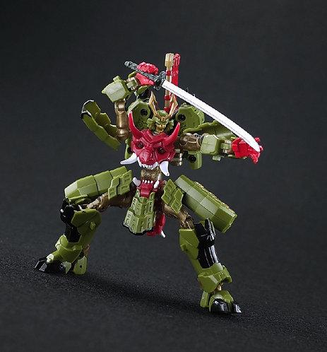 Ironfactory EX-46 惡露具足 骨蜘蛛鬼