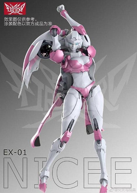 BigFireBird EX-01 Nicee