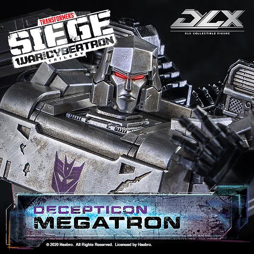 Transformers War For Cybertron Trilogy – DLX Megatron