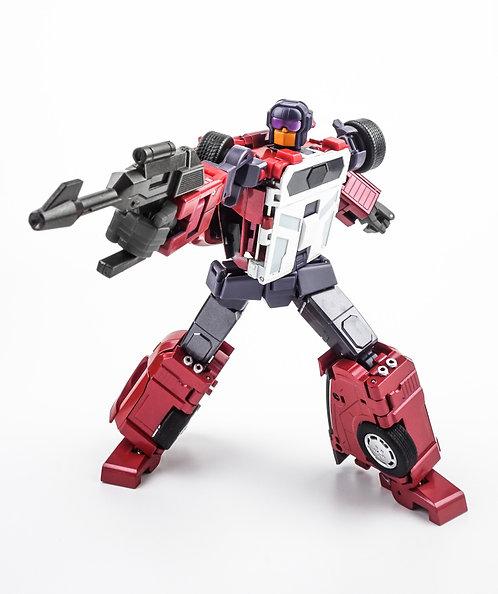X-Transbots MX-15 封鎖 Deathwish 再版