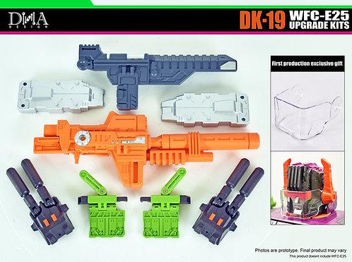 DNA DK-19 薩克巨人 配件包