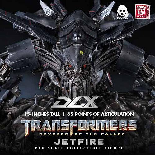 Threezero 《變形金剛:狂派再起》DLX 天火 Jetfire