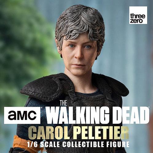 Threezero Walking Dead 行屍走肉 1/6 卡洛.柏勒提 Carol