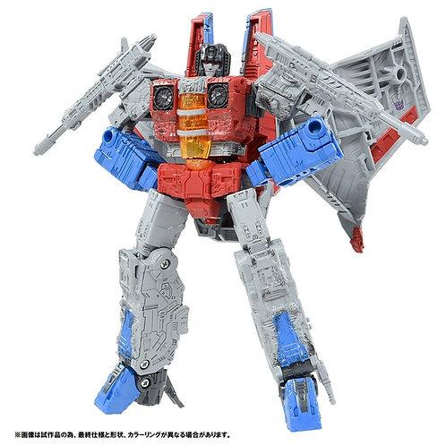 Takara Transformers Premium Finish PF WFC-04 Starscream