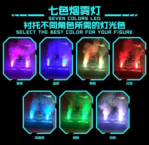 SNAPTOY 噴霧7色燈 搖控地台