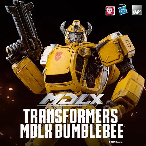 Threezero MDLX Bumblebee 大黃蜂