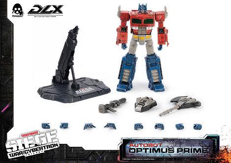 Threezero Transformers - War For Cybertron Trilogy – DLX Optimus Prime