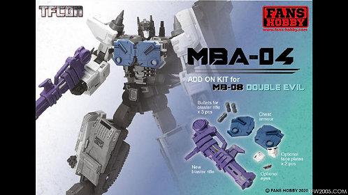 Fanshobby MBA-04 霸王配件包