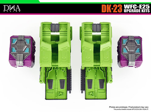DNA DESIGN DK-23 WFC-E25 Scorponok Upgrade Kits