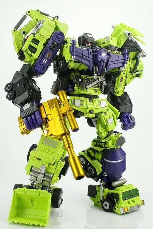 GT-99DX 大力神 綠色 禮盒套裝 [特典:金色老威]