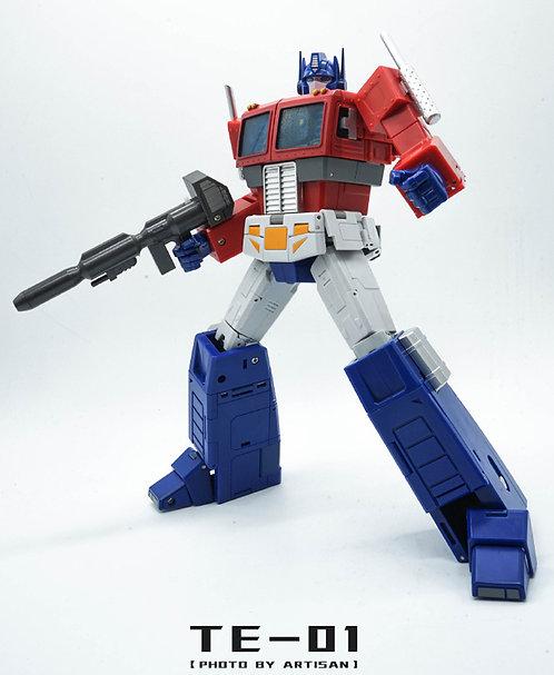 Transform Element TE-01 原色 再版