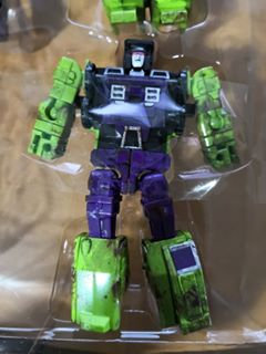 [Self War Paiting] Devastator Pock in war size