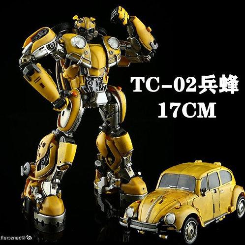 Transcraft TC-02 蜂 MPM 比例