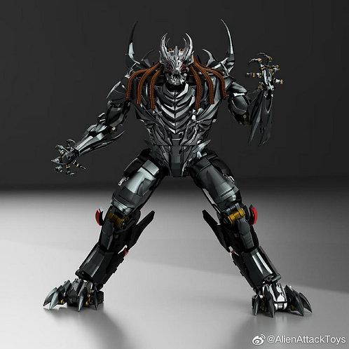 AlienAttack Toys AAT-04 恐懼小隊隊長 曲軸箱