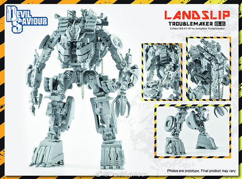 DS-05 Landslip [Right Arm]