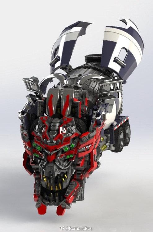 DS-01 Split (Head)