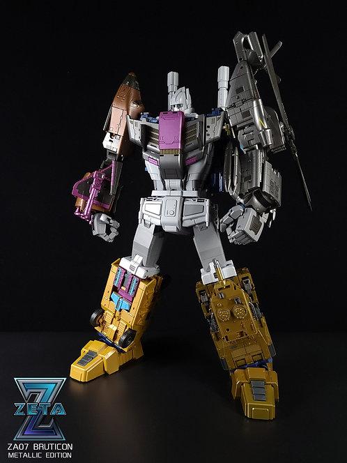 ZetaToys ZA-07 混天豹 金屬色 禮盒裝