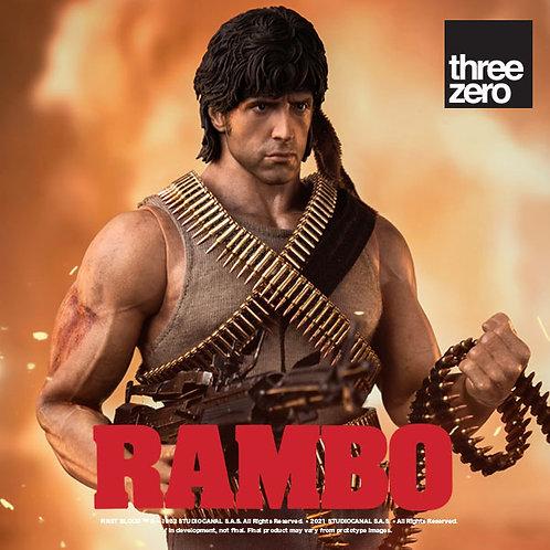 Threezero Rambo 第一滴血 1/6 FIGURE