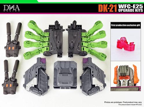 DNA DK-21 薩克巨人 配件包