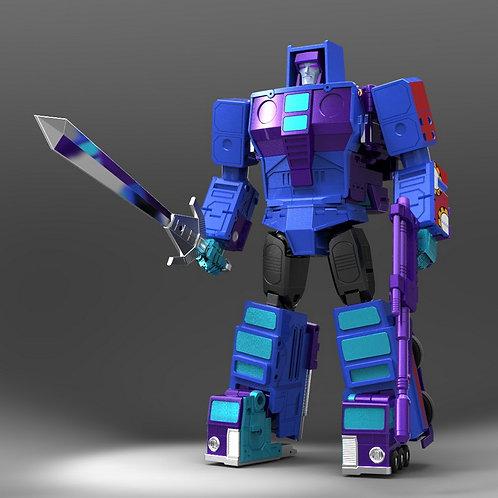 X-Transbots MX-12G2 汽車大師 G2色 拖車頭