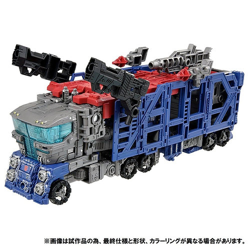 Transformers Takara Tomy Premium Finish WFC-03 Ultra Magnus
