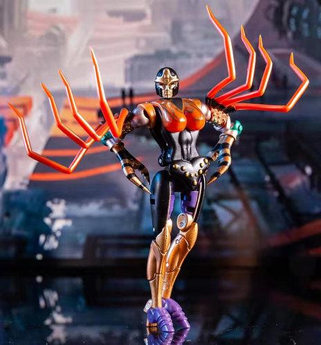Transform Element MM-01 黑寡婦