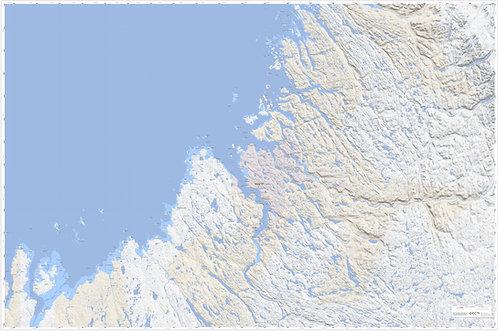 MURAL 14 - Kangiqsualujjuaq - Syllabic