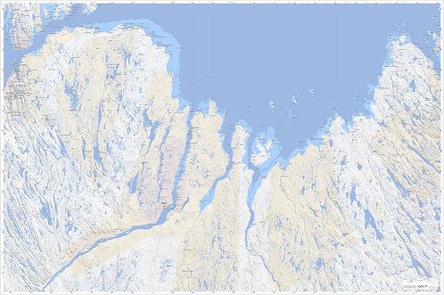 MURAL 13 - Kuujjuaq - Roman