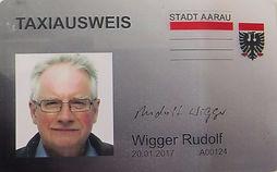 Wyne Taxi, Taxi Aarau