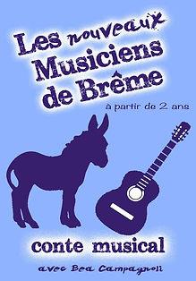 Musiciens de Brême (affiche).jpg