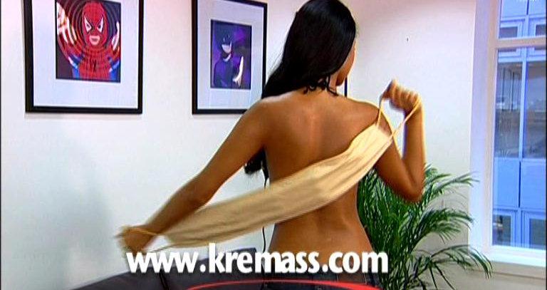 Kremass: With Unique Internal Balls Mechanism