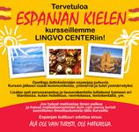Espanjan kielen intensiivikursseillemme LINGVO CENTERiin