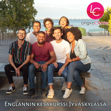 Kesän englannin kielen tehokurssi Suomessa!
