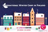Зимний языковой лагерь в Финляндии
