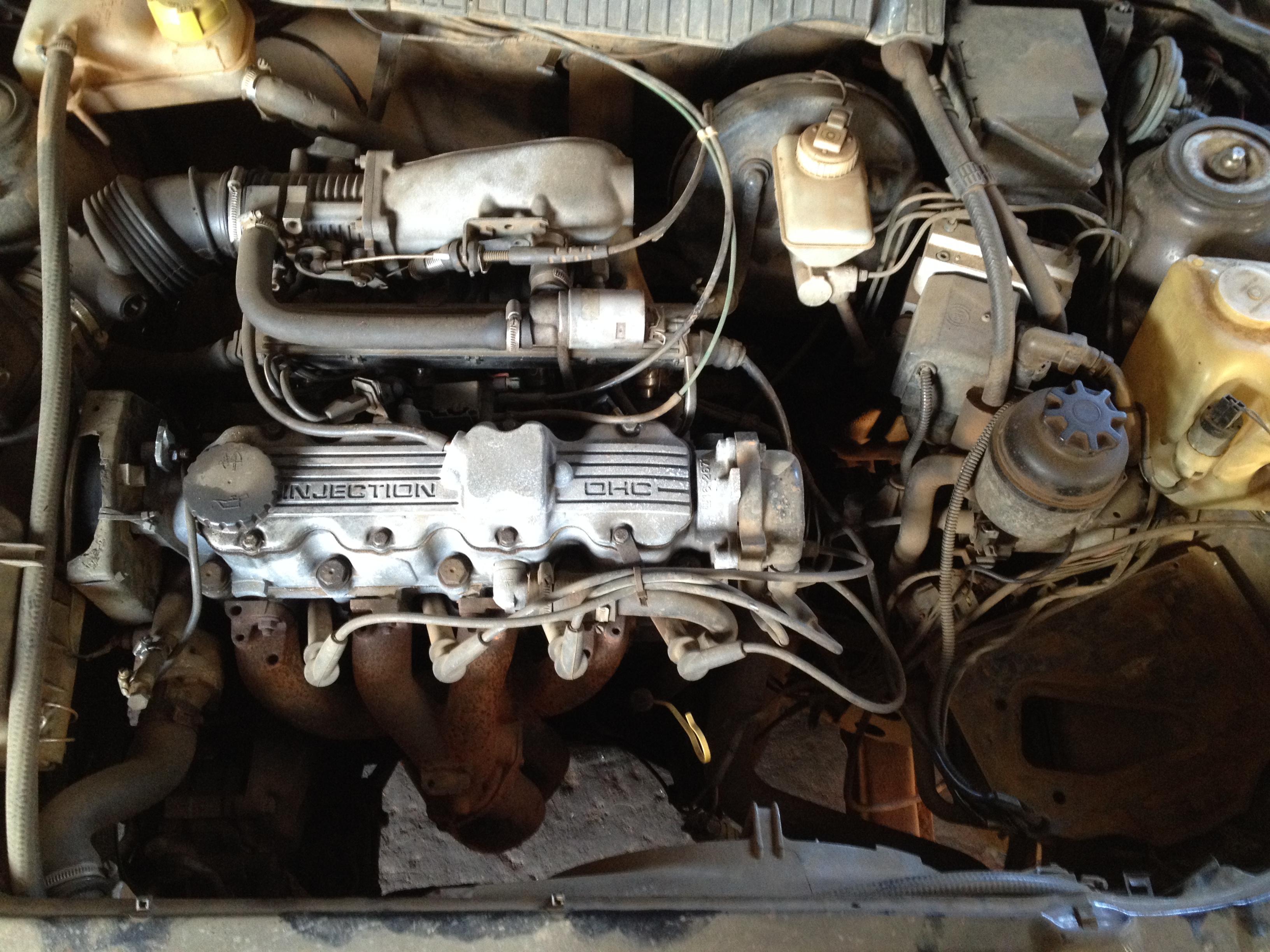 Vectra CD motor