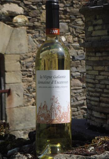 """La Vigne Galante"" Blanc doux"