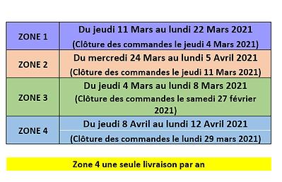 Tournée 2021