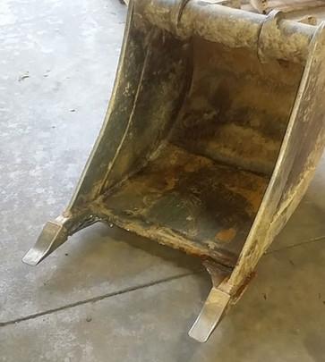 Bucket Repair (before)