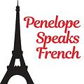 Penelope Speaks French Logo.png