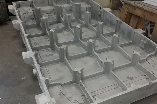 Mold Repair (underside)