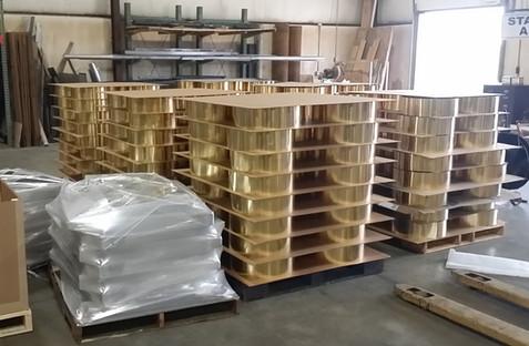 Brass Weldments