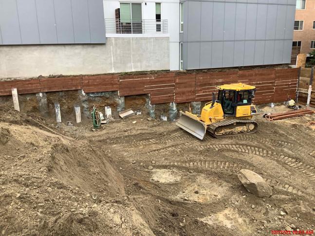 Shoring Complete! Next Up - Concrete!