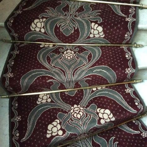 Tapis d'escalier Collection Orchidée