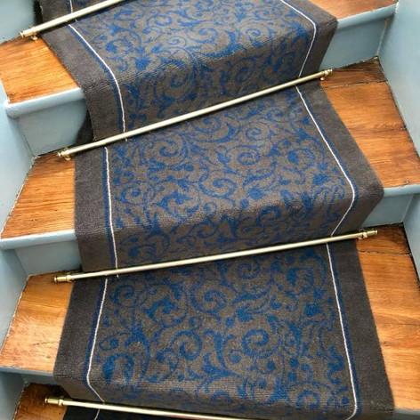 Tapis d'escalier Collection Arabesques