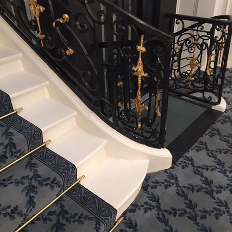 Tapis d'escalier Collection Guirlandes