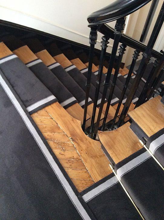 batignolles tapis tapis d 39 escalier. Black Bedroom Furniture Sets. Home Design Ideas