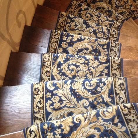 Tapis d'escalier Collection Baroque