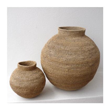 Buhera Gourd Basket