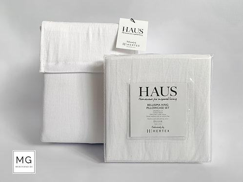 Linen and Cotton Duvet Cover Set