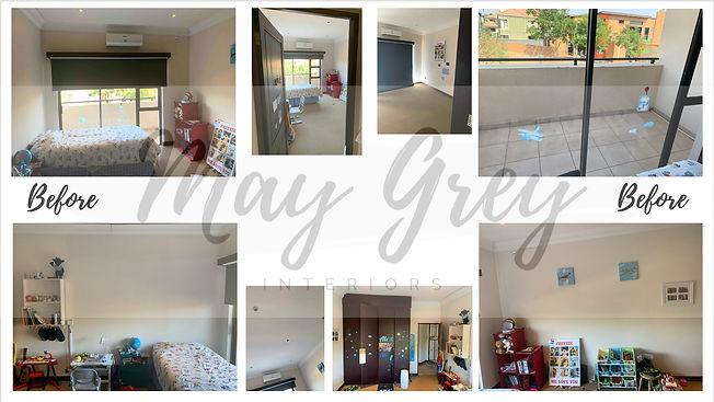 May Grey Interiors Before Boys Bedroom